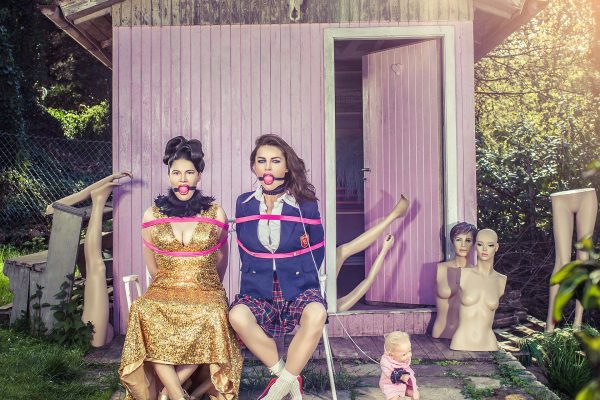 fashion fetish fairytale - rumpelstiltskin
