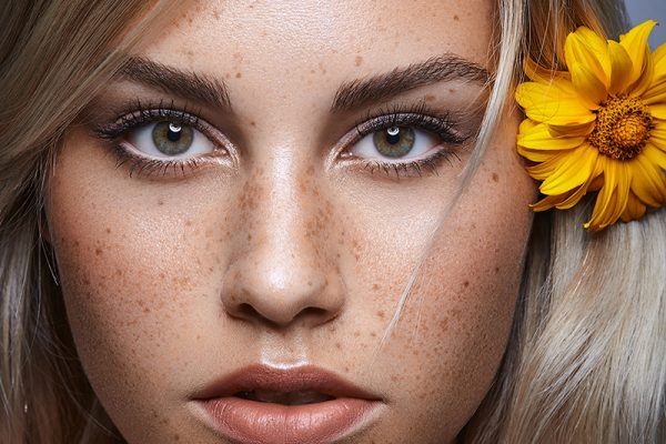 blonde summer